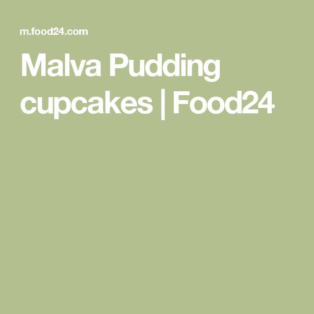 Malva Pudding cupcakes | Food24
