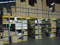 At YTS our high quality range of Mezzanine Floor storage and shelving systems offer safe and effective storage for all sizes. http://www.storagerack.com.my