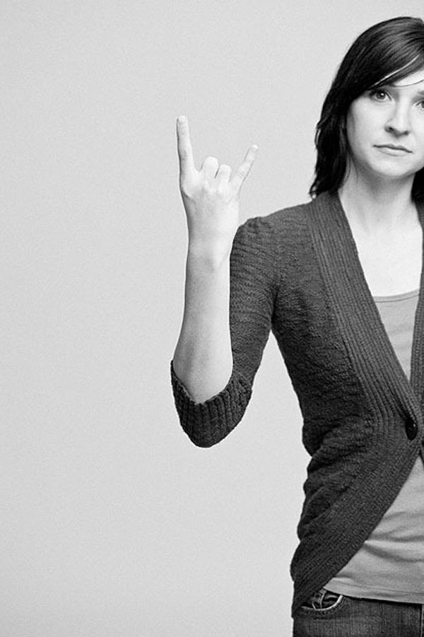 """6.) Corna (The Baltics, Brazil, Colombia, Italy, Portugal, Spain): This gesture means that your wife is unfaithful, a deep insult to a man. It's VERY close to the American sign for """"love"""" or even """"rock on."""" This gesture's meaning varies greatly from country to country, so you might want to avoid it altogether when traveling."""