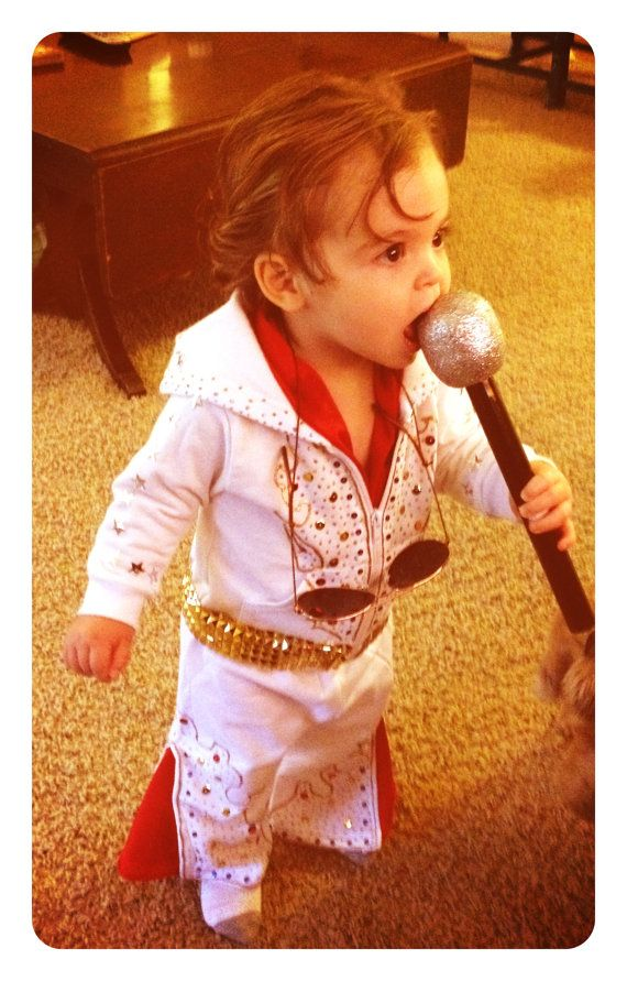 Baby Toddler Elvis Costume Costumes