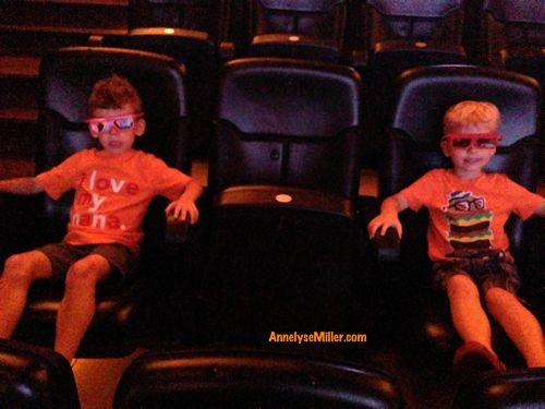 Dear Hollywood: Let's Talk Collateral Damage in Kids Movies: Part 1 | Annelyse Miller