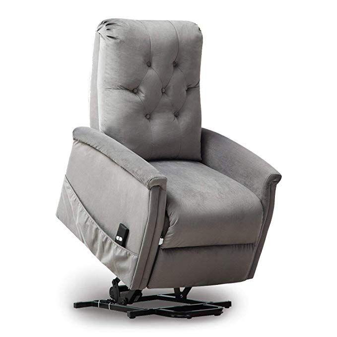 Bonzy Power Lift Recliner Chair For Elderly Living Room Chair Sofa