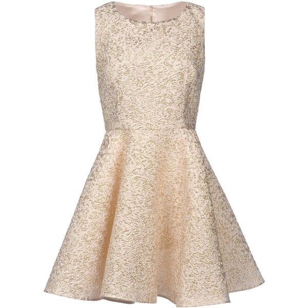 Dolce & Gabbana Short Dress found on Polyvore