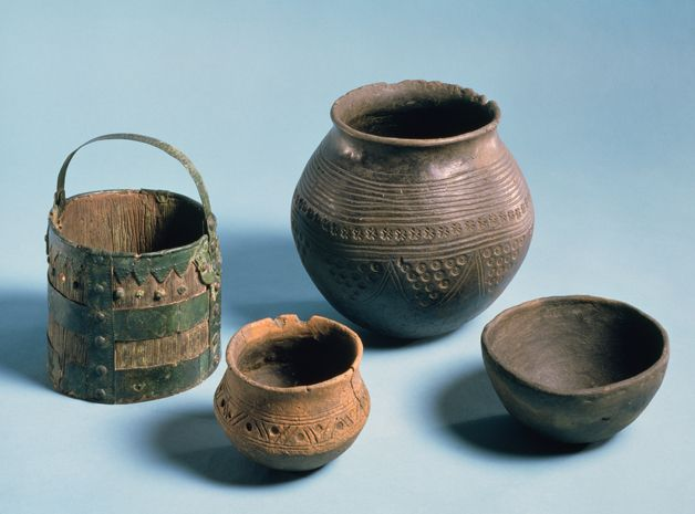 Saxon pottery found at Wisbech playground site