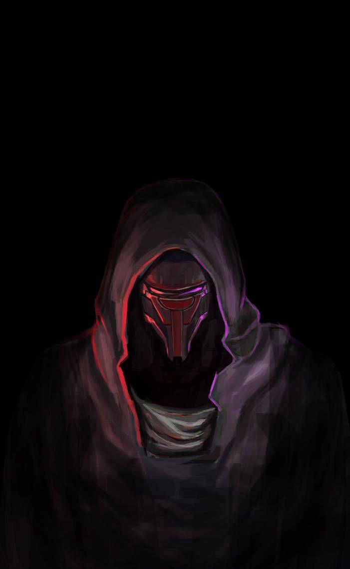 Darth Revan By Iceelimes Star Wars Wallpaper Iphone Star Wars Wallpaper Dark Side Star Wars