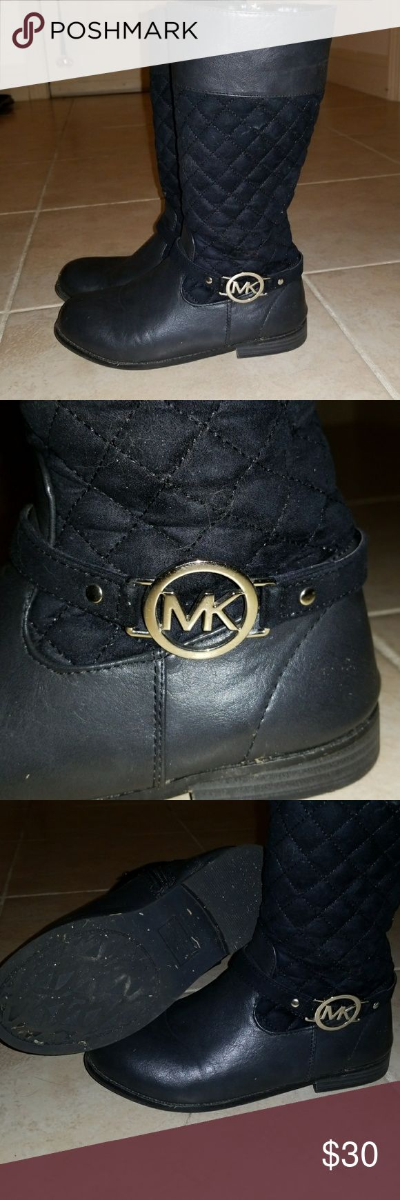 MK BOOTS 🔥LIMITED TIME 🔥 Kids, SIZE US 3 Michael Kors Shoes