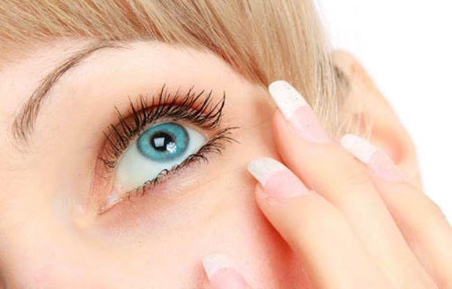 cool Нежная и чувствительная кожа вокруг глаз — Правильный уход в домашних условиях