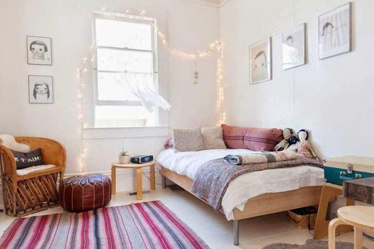 Moon to Moon: Beautiful Bohemian Kids Bedrooms