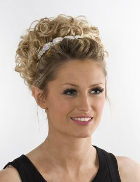 Remarkable 1000 Images About Irish Dance Hair Wigs And Headbands On Hairstyle Inspiration Daily Dogsangcom