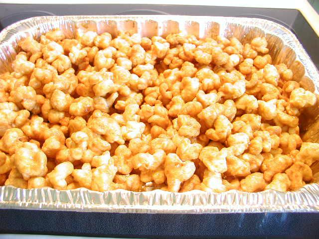Silo Hill Farm: CARAMEL CORN...AWESOME AND EASIEST EVER!