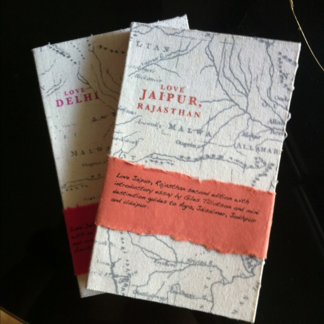 Travel books for India