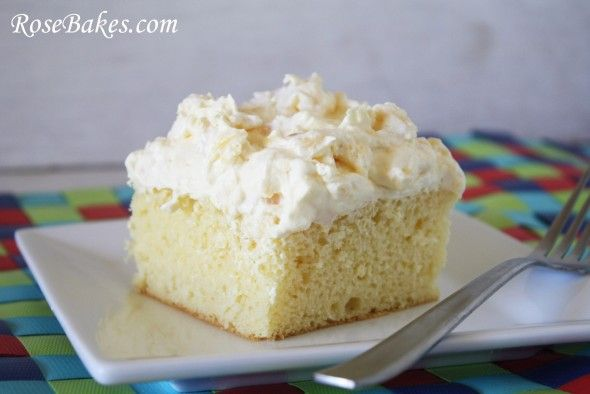 Sugar-Free Pineapple Lush Cake. This is a yummy recipe for a sugar-free dessert that's easy to make and has only a few ingredients!