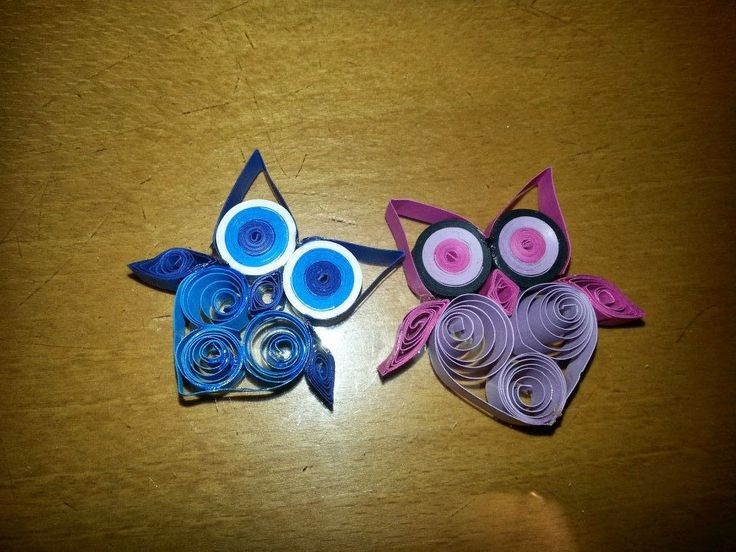 Owls Sovy  Made by Kajlin