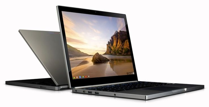 The chromebook pixel will be upgraded and it will be presented at the latest Google I\O