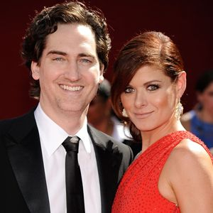Debra Messing's husband Daniel Zelman Is Officially Getting Kicked To The Curb