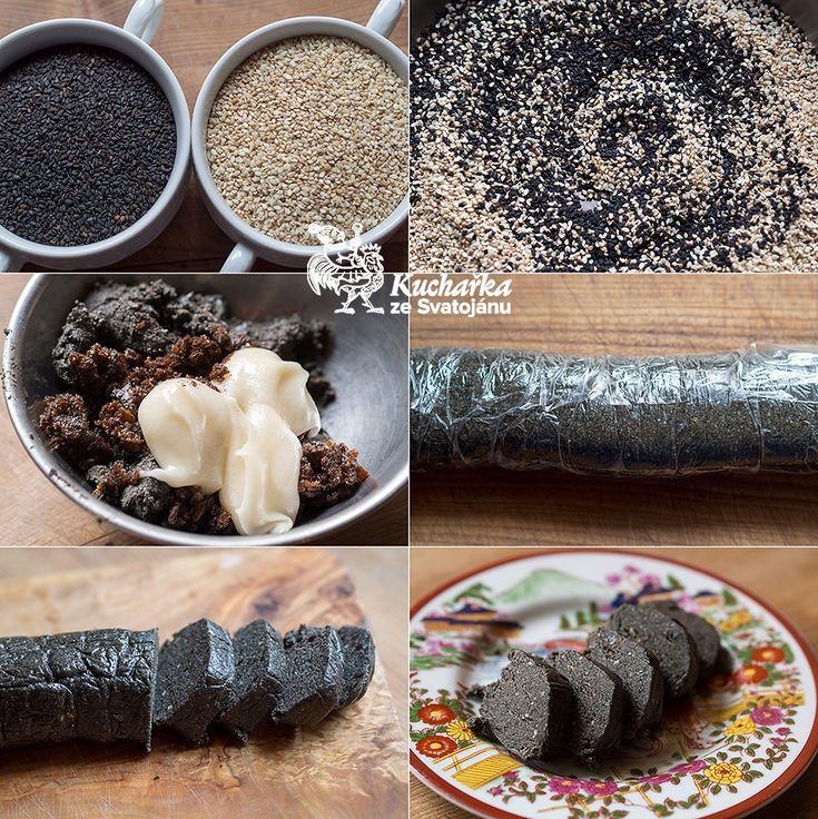 Kuchařka ze Svatojánu: CHALVA