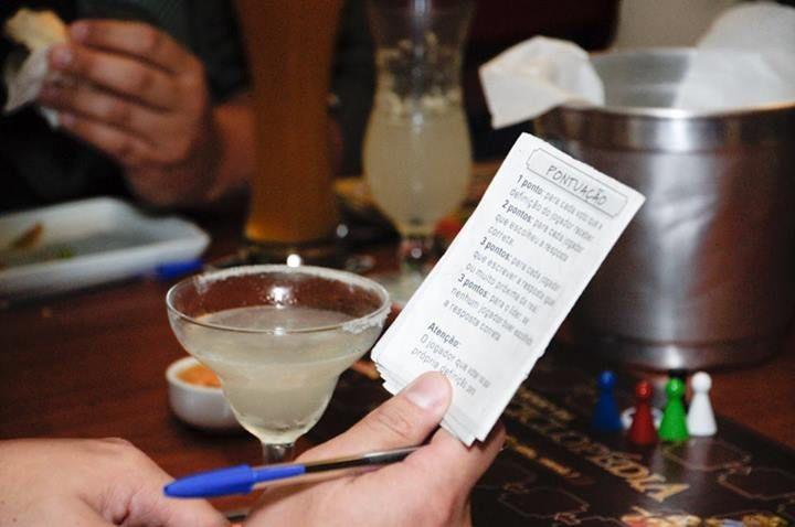 Diferente de um bar comum, a Ludus Luderia possui um cardápio único. São mais de 700 jogos disponíveis para serem pedidos. Localizado na Rua Treze de Maio, 972, conhecida por seus restaurantes e baladas, o Ludus foi inaugurado em 2007.