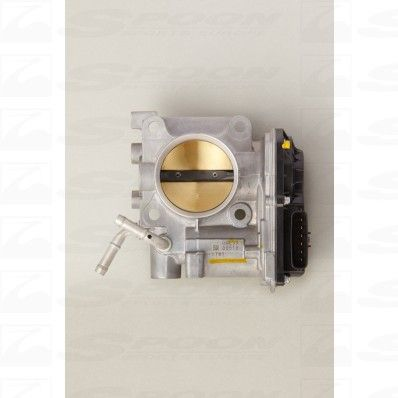CRZ Spoon Sports #Venturi Big Throttle Body  £699.72  The Spoon throttle body is a reworked, brand new OEM #Honda unit that has been taper bored and fitted with a large diameter butterfly.