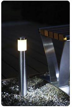 Buy Albus Modern Post Garden LED Lighting £29