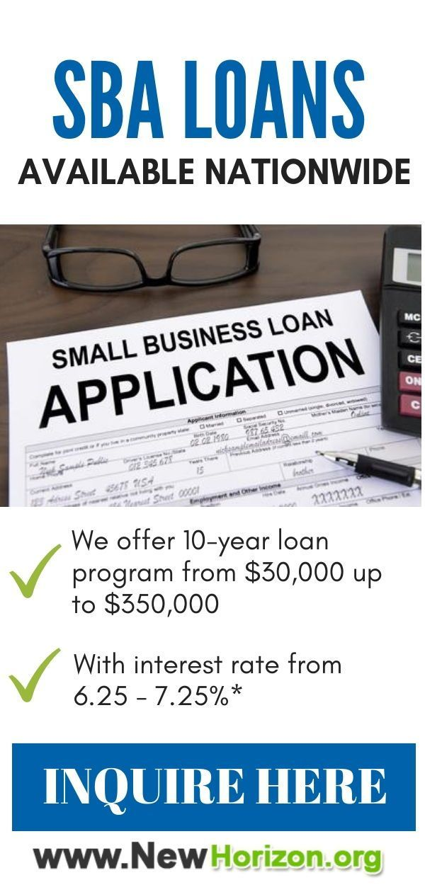 Sba Loans Financing For Businesses Nationwide Available Business Loans Finance Loans Sba Loans