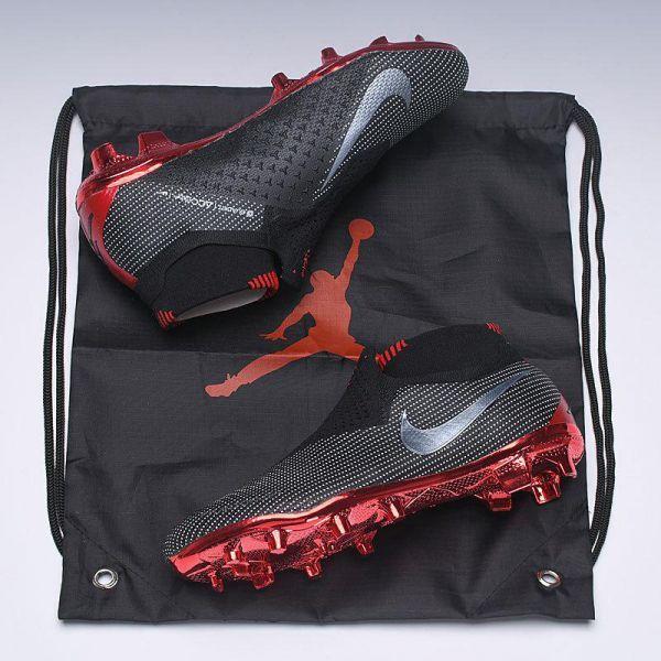 Destino ansiedad Jugando ajedrez  Nike Phantom Vision Elite DF FG Jordan x PSG Black Red | Nike football  boots, Soccer boots, Nike soccer shoes
