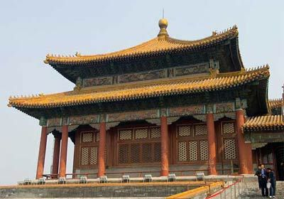 Запретный город. Гугун.  Пекин