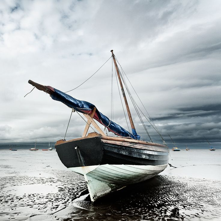 """""""A rising tide raises all boats…""""..cool shot.  iron-and-wind:  Sail free."""