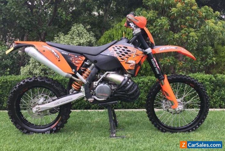 KTM 300 EXC 2008 #ktm #300exc #forsale #australia