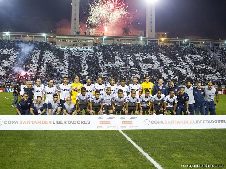 Corinthians - Campeão da Copa Libertadores da América 2012