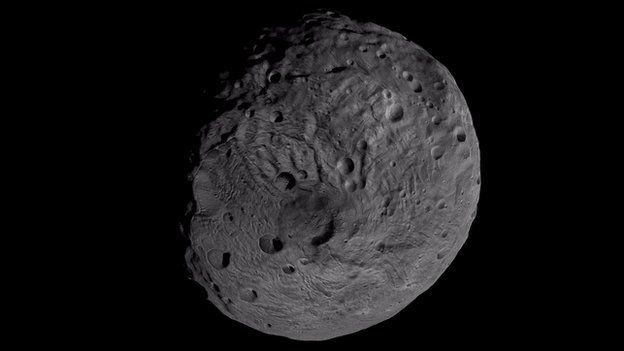 The giant asteroid Vesta possesses many features usually associated with rocky planets like Earth, according to data from a Nasa probe.