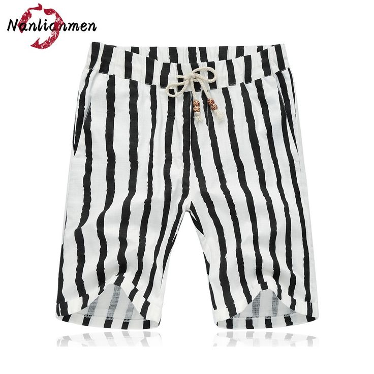 2017 New Summer Striped Shorts Men bermudas hombre Mens Shorts Cotton Men's Shorts homme pantalones cortos de los hombres #Affiliate