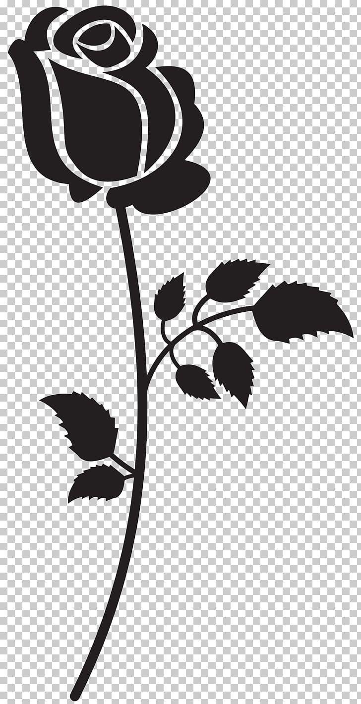 Silhouette Song Rose Silhouette Black Rose Flower Illustration Png Clipart Flower Illustration Black Rose Flower Clip Art