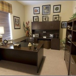find this pin and more on fall decor simple home office design ideas - Office Decorating Ideas