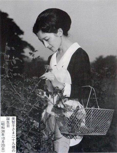Empress Michiko of Japan 皇后陛下