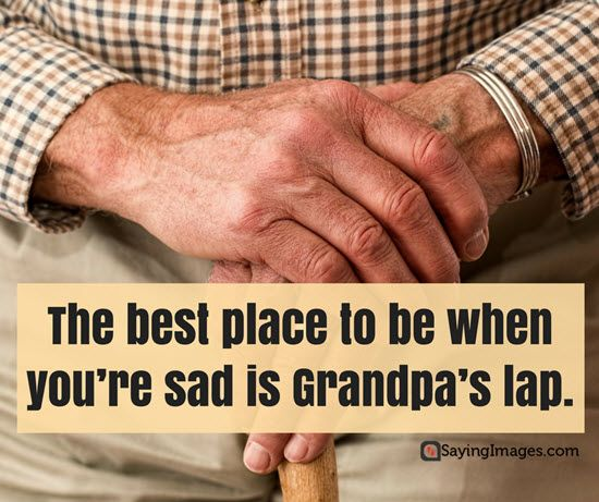 Grandpa Quotes: Best 25+ Grandfather Quotes Ideas On Pinterest