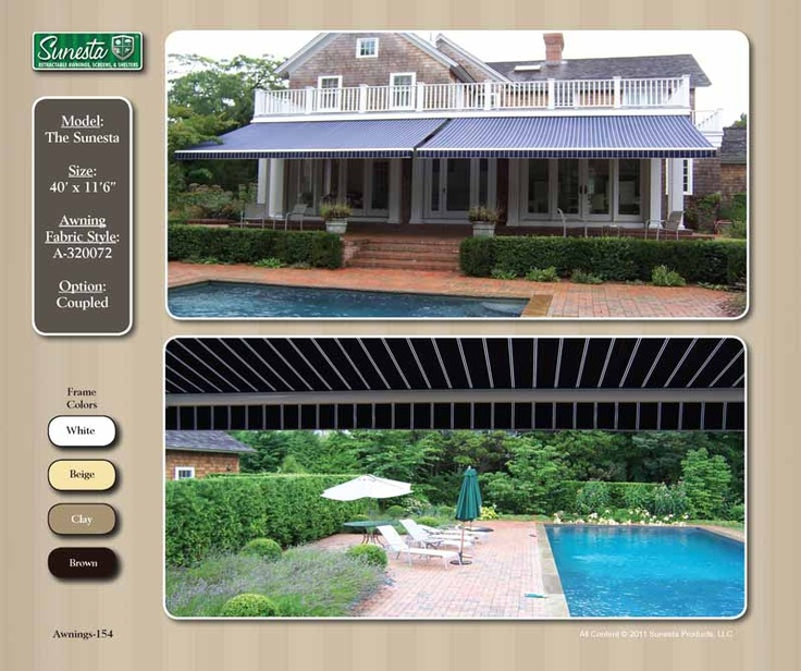 8 Best Awnings Spanish Revival And Mission Images On Pinterest