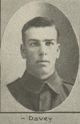 DAVEY John (Jack) - Diggers Database - Search for a WW1 Digger