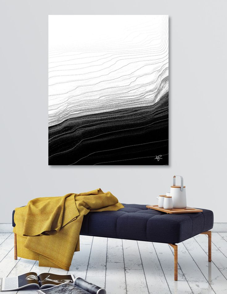«Feels», Numbered Edition Canvas Print by Okti W. - From $49 - Curioos