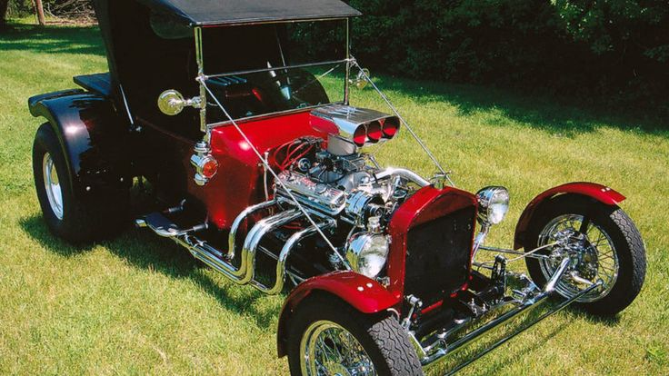 1923 Ford TBucket presented as Lot T27 at Indianapolis