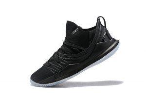 b8b3a607e98e Mens Under Armour Curry 5 Pi Day Black White 3020657 002 Basketball Shoes