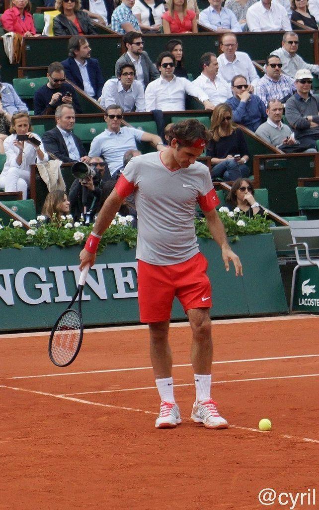 Federer_RolandGarros 2014