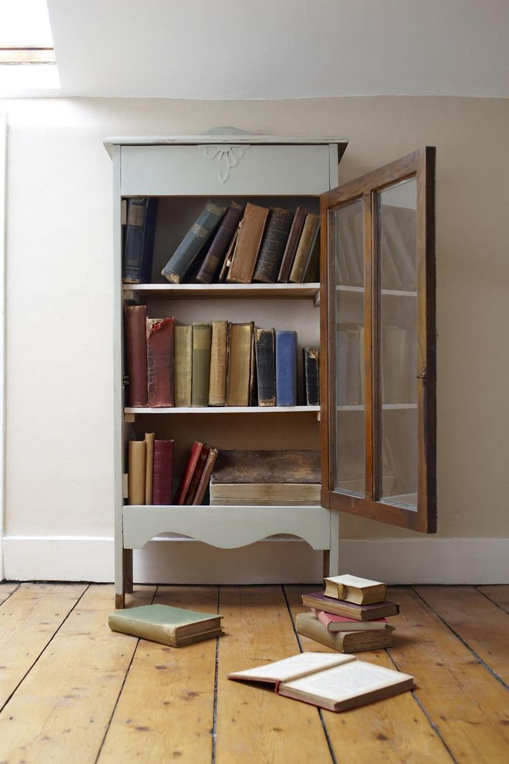 Have an old bookcase taking up space in your garage? Learn how to refurbish it and make a beautiful addition to any room in your home.