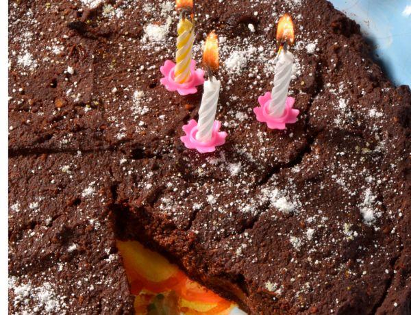 Finom és egészséges brownie
