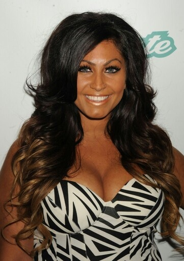 Tracy DiMarco ombre