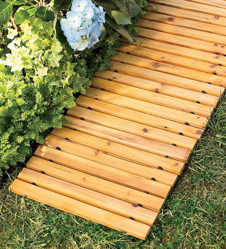 1000 Ideas About Wooden Walkways On Pinterest Walkways Pathways And Backyard Walkway