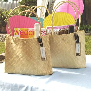 114 best Wedding welcome bags images on Pinterest Wedding