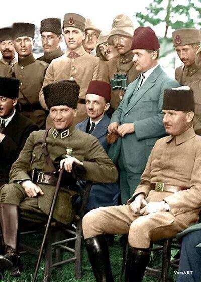 Mustafa Kemal: