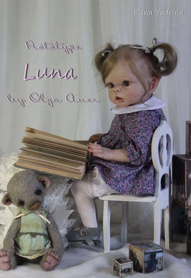 ***PRE-ORDER DEPOSIT ONLY*** Luna By Olga Auer