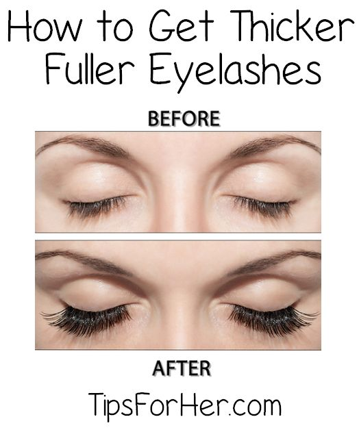 How To Make Your Eye Lashes Look Longer And Fuller Makeup