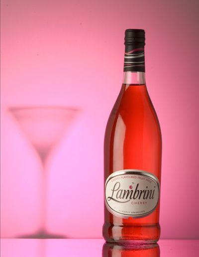 Cherry Lambrini